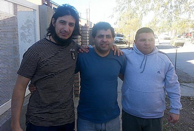 Hace minutos liberaron a los tres trabajadores petroleros detenidos por más de 3 meses en Santa Cruz - Foto: Partido Obrero