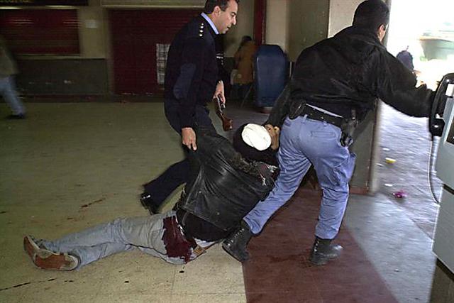 A 12 años de los asesinatos de Kosteki y Santillán, cortan y marchan en el Puente Pueyrredón