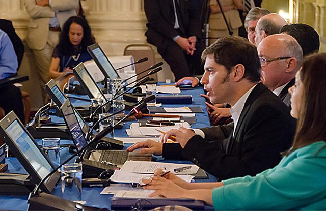 La OEA apoyó a Argentina, pero sin el aval de los Estados Unidos