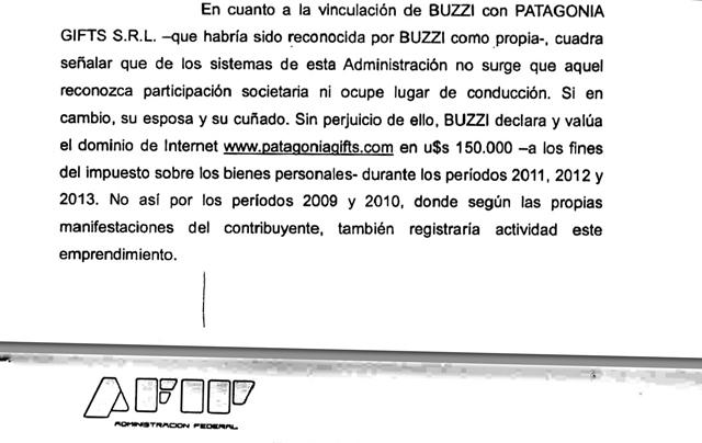 Último momento: La AFIP solicitó iniciar la investigación contra el gobernador de Chubut