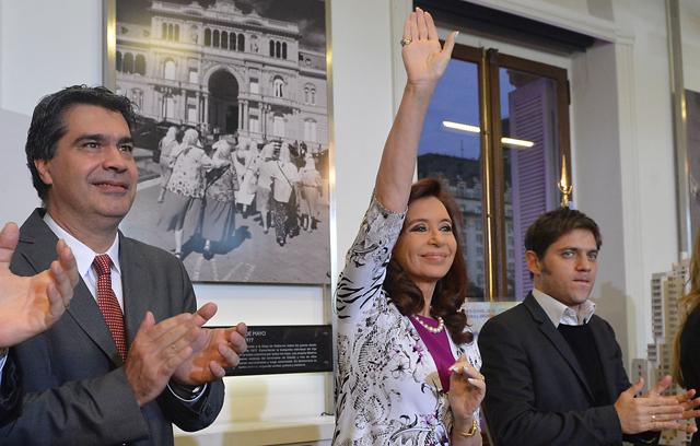 Cristina Kirchner anunció un plan de empleo y relanzó el Cedin - Foto: Presidencia