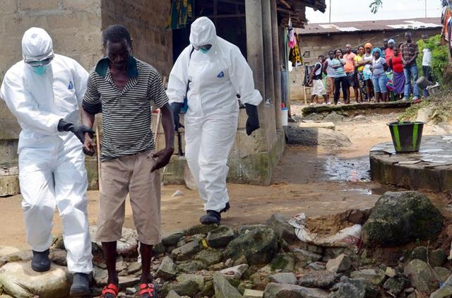 La OMS advierte que los infectados con Ébola podrían llegar a 20.000