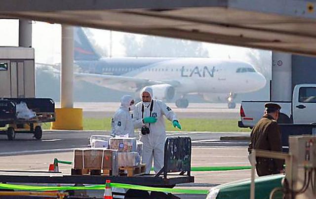 Robo de película en un aeropuerto chileno: se llevaron 11 millones de dólares
