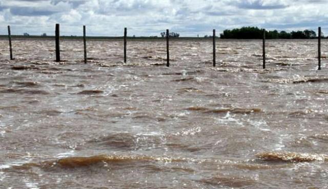 El campo amenaza con un paro por la falta de obras hídricas y la ley de abastecimiento
