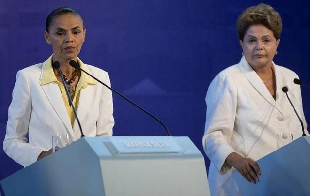 Los escándalos de Petrobras vuelven a copar el debate entre los candidatos en Brasil
