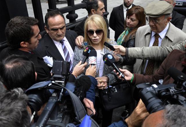 """Zulema Yoma: """"Las pericias privadas detectaron 18 impactos pero el juez no quiso peritar"""""""