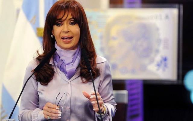 Graves acusaciones de Cristina contra los Estados Unidos