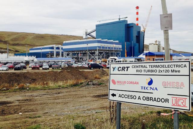 Técnicamente es poco probable que la Usina de Río Turbio, pueda entrar en servicio el 4 de diciembre de 2014 - Foto: OPI Santa Cruz