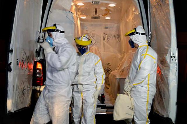 Entró desde la Argentina el paciente guineano internado en Brasil por sospecha de Ébola
