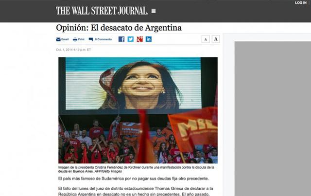 """""""En Argentina, culpar a los extranjeros por su grave situación económica es un deporte tradicional"""""""