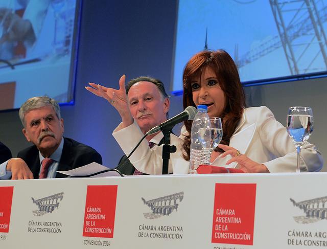 Cristina Kirchner acusó al juez Bonadio de ser socio de una empresa en falta, como Hotesur