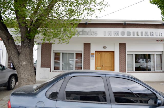 El domicilio fiscal de Hotesur en Río Gallegos la inmobiliaria de Máximo Kirchner - Foto: OPI Santa Cruz/Francisco Muñoz