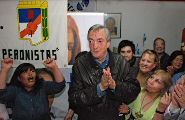 La Ley de lemas fue el principio del kirchnerismo y ahora intenta evitar el final - Foto: OPI Santa Cruz/Francisco Muñoz