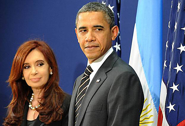 Estados Unidos defendió a la funcionaria que atacó Cristina