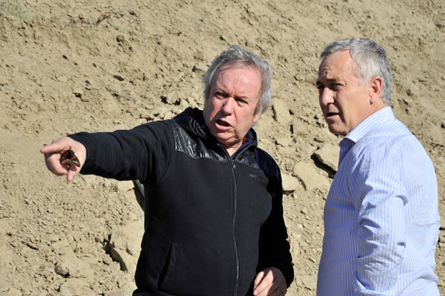 Caleta Olivia sigue sin agua; las millonarias obras otorgadas a Cristóbal López no dan solución