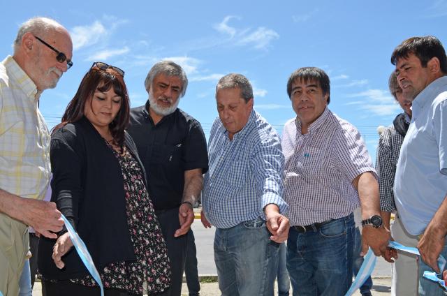 A lo Rudy: Miguel Carmona y José Córdoba inauguran medios con plata oficial y sigue la ruta de la pauta en Santa Cruz - Foto: Municipalidad de Caleta Olivia
