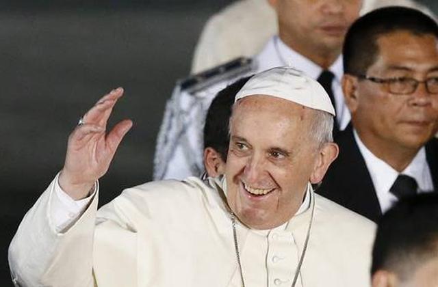 """Francisco: """"No se puede insultar la fe de los demás"""""""