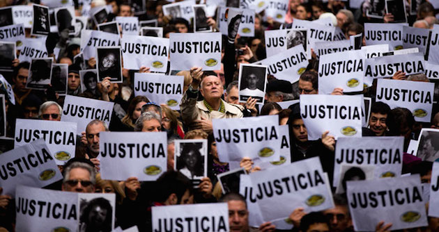 Justicia por Nisman