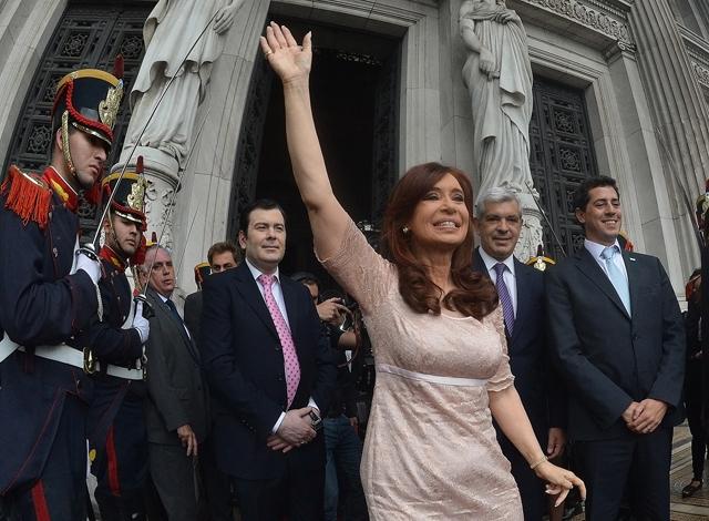 La Presidenta acusó a los jueces de violar las leyes y criticó con dureza a Nisman - Foto: Presidencia