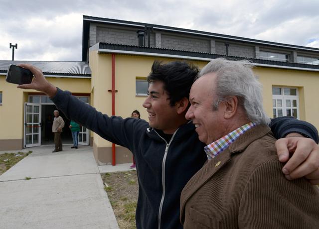 Peralta irá con fórmula de zona norte y volvió a señalar que el FPV pondrá sus candidatos y el PJ los suyos