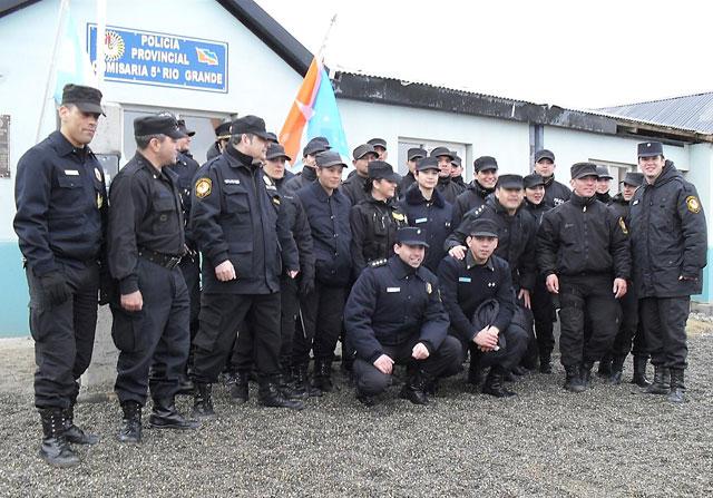 La Policía y Penitenciarios de Tierra del Fuego  lograron acuerdo salarial