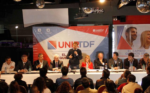 Acuerdo Massa-Sciurano para Gobernador en Tierra del Fuego