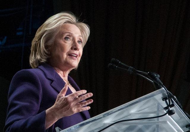 Hillary Clinton confirmó su candidatura a la presidencia de los Estados Unidos