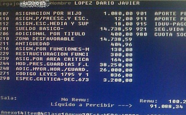 """Directores de hospitales de Santa Cruz bajo la mira por cobro de """"horas extras"""" de entre 21 y 64 mil pesos por mes"""