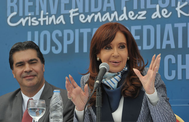 Cristina avisó que habrá menos candidatos y agitó la interna kirchnerista