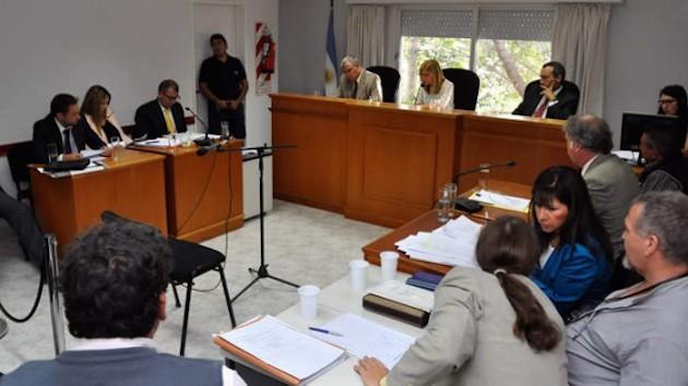 Juicio Espinosa diario El Chubut