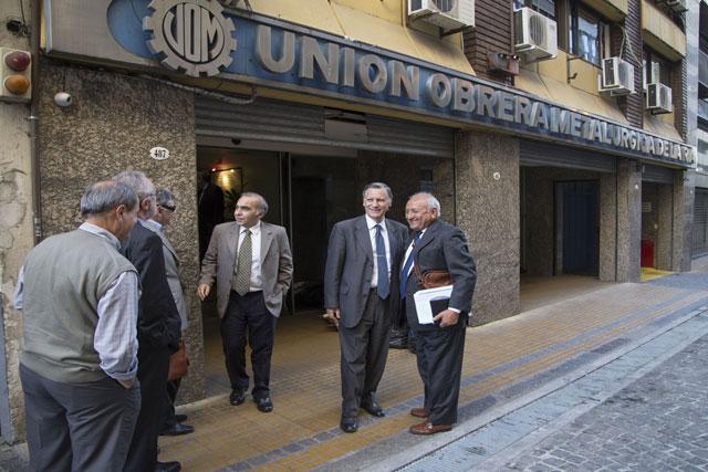 Crece la tensión gremial: el Gobierno trabó la paritaria de la UOM