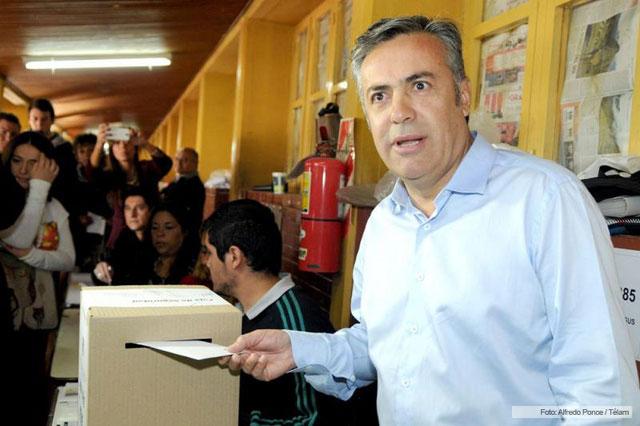 Mendoza: Macri y Massa, con dos festejos municipales