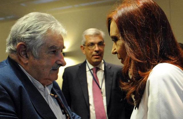 """Mujica: """"Si los argentinos tuvieran más dificultades serían más humildes"""""""