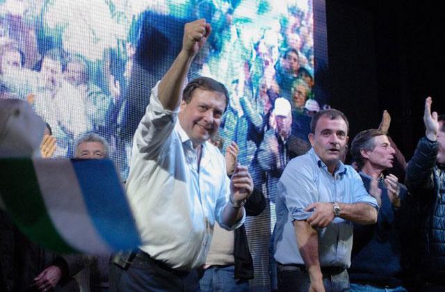 Weretilneck retuvo Río Negro: amplio triunfo sobre el kirchnerista Pichetto