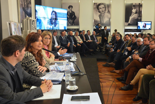 Cristina Kirchner hizo anuncios sobre la Asignación Universal por Hijo