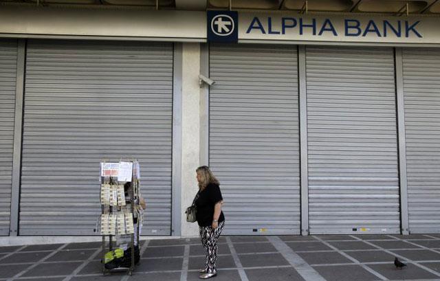 Se desploman las bolsas europeas ante el temor de que Grecia salga de la zona euro