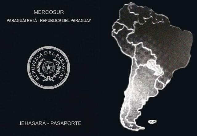 La Gobernadora exigió un cambio en la cartografía errónea de pasaportes paraguayos