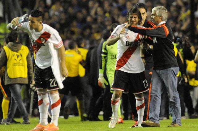 Las escuchas revelaron que los disturbios en el clásico de la Libertadores fueron planificados