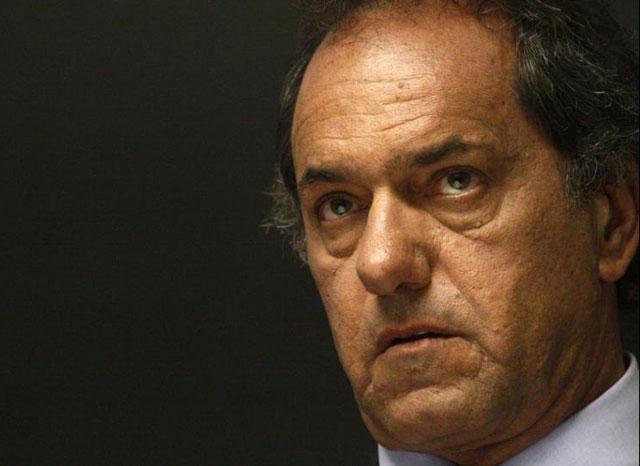 Daniel Scioli candidato a Presidente - Foto: