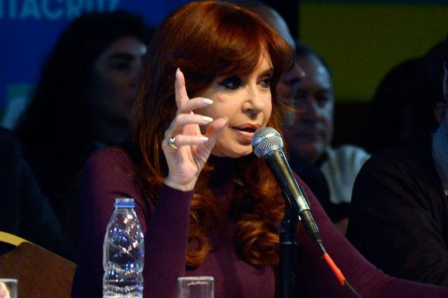 Cristina anunciaría un aumento a jubilados a días de las PASO