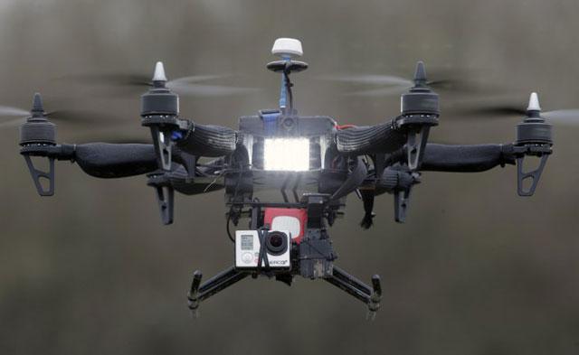 Será casi imposible usar drones