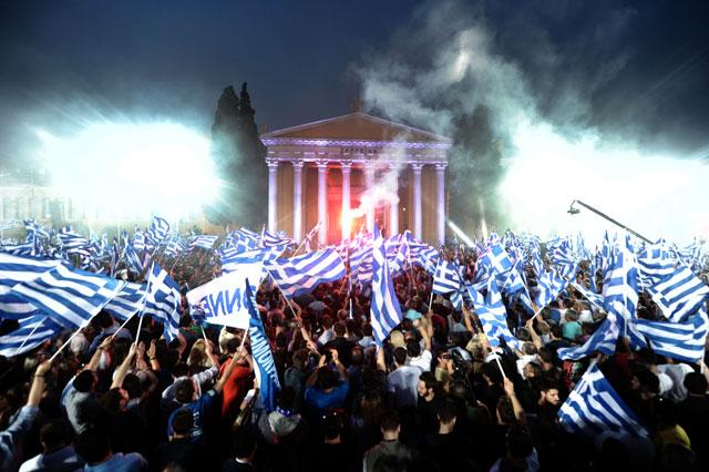 La crisis griega: Alexis Tsipras acepta las condiciones de la UE en una carta