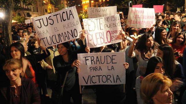 Fraude Para la Victoria