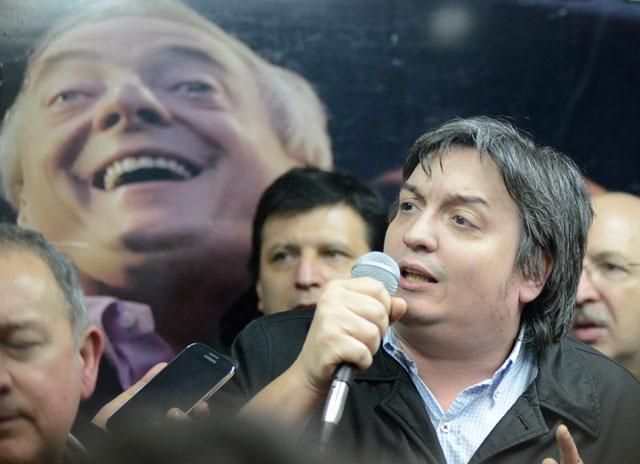 En Caleta, Máximo ganó con 10.745 votos, pero el resto (incluyendo el voto en blanco) sumó 19.033 votos