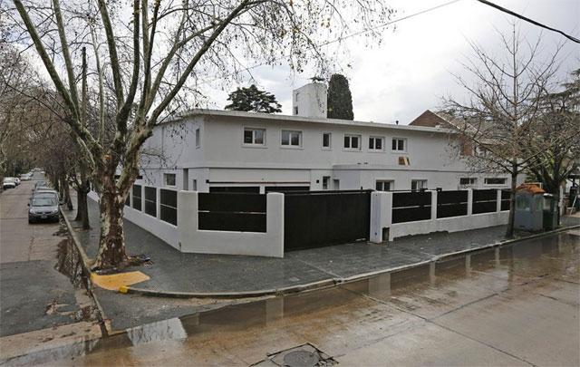 Un juez clave en la causa Hotesur compró una millonaria mansión - Foto: La Nación