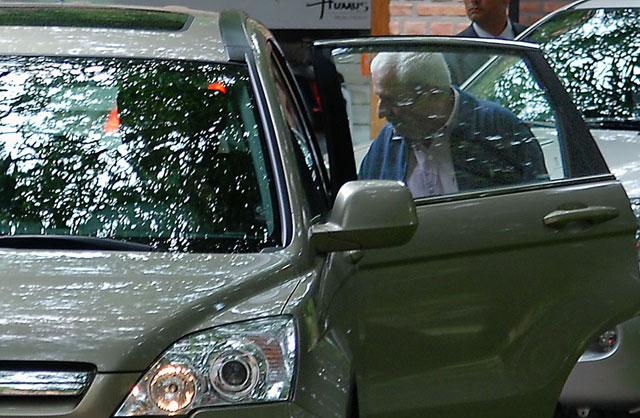 El socio de Máximo Kirchner volvió a pedir que el caso Hotesur pase a Santa Cruz