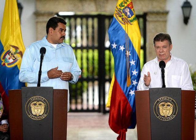 Maduro ordenó cerrar la frontera con Colombia por un ataque contra las FFAA