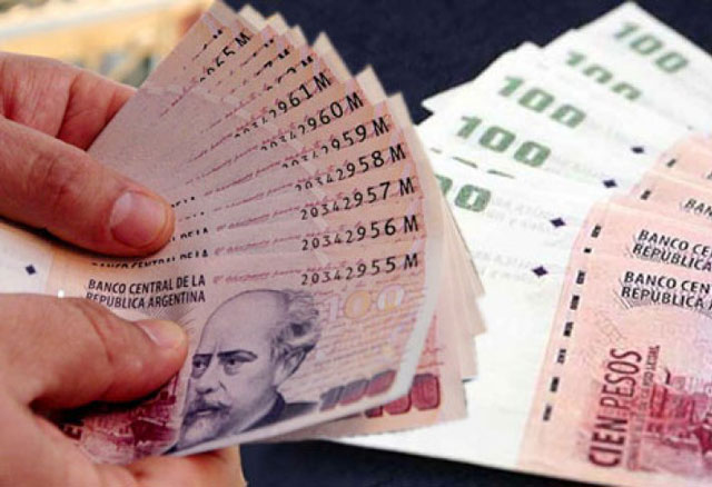 Imprimirán billetes en Brasil y en Chile
