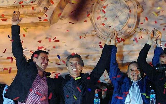 Córdoba: ganó el radical Mestre y Macri se sumó a los festejos