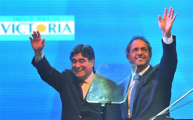 Scioli ratificó que mantendrá los ejes centrales de la economía kirchnerista